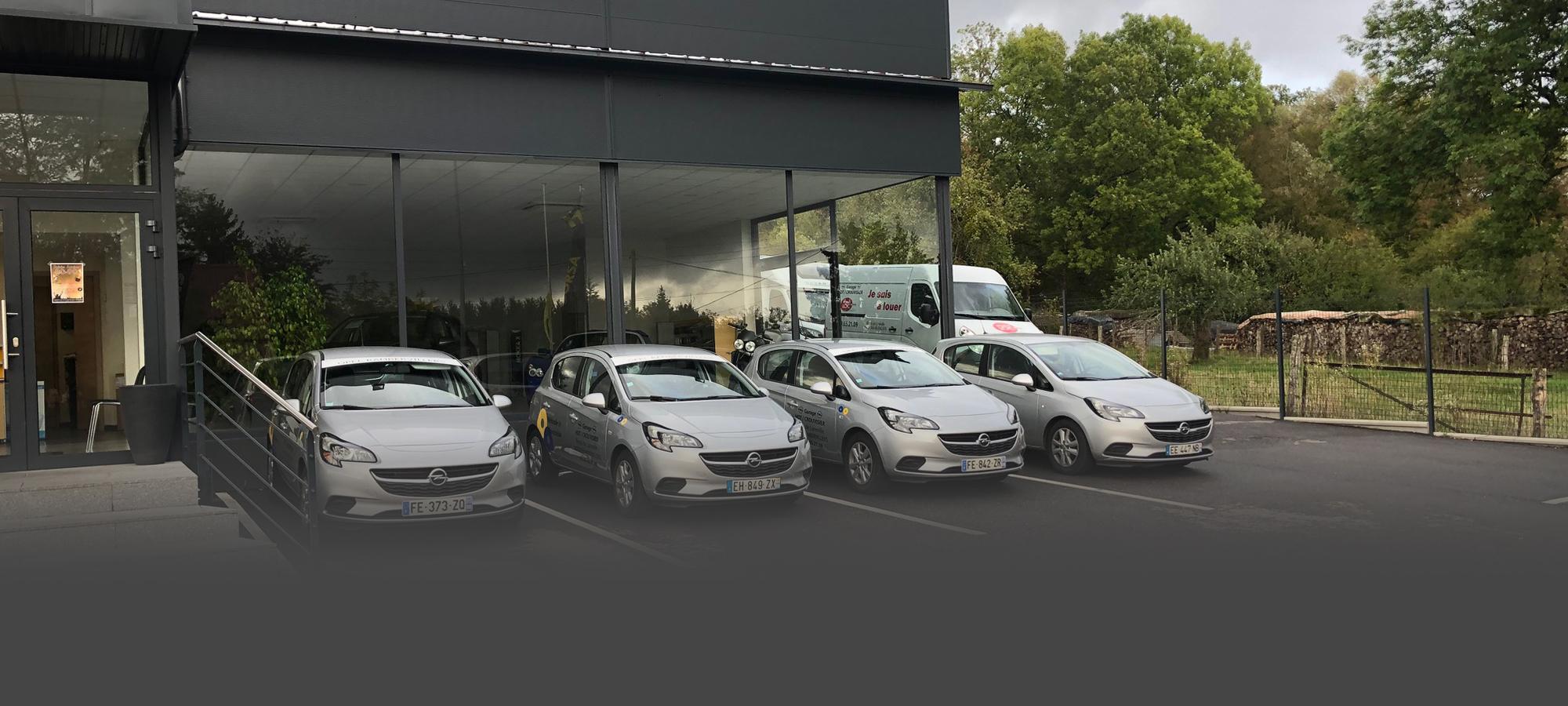 Garage hot crouvisier r paration de voitures dans les for Voiture occasion meurthe et moselle garage