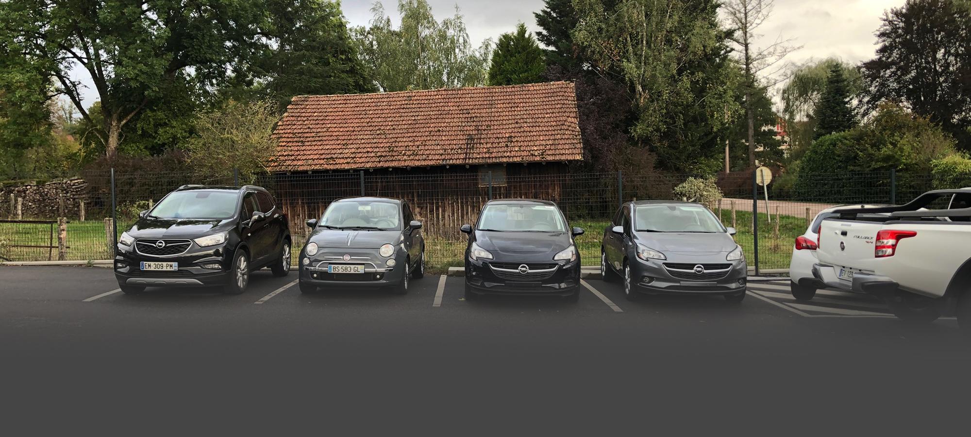 Garage hot crouvisier r paration de voitures dans les for Garage vosges occasion